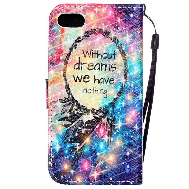 iPhone 7/8/SE (2020) Wallet Case - Dreamcatcher