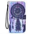 iPhone 7 Plus / iPhone 8 Plus Wallet Case - Dreamcatcher