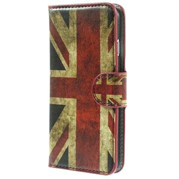 iPhone 6 / 6S Wallet Leather Case - Union Jack