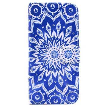 iPhone 6 / 6S Wallet Case - Mandala