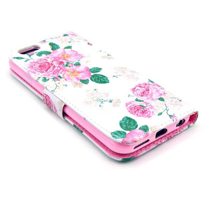 iPhone 6 / 6S Wallet Case - Roses