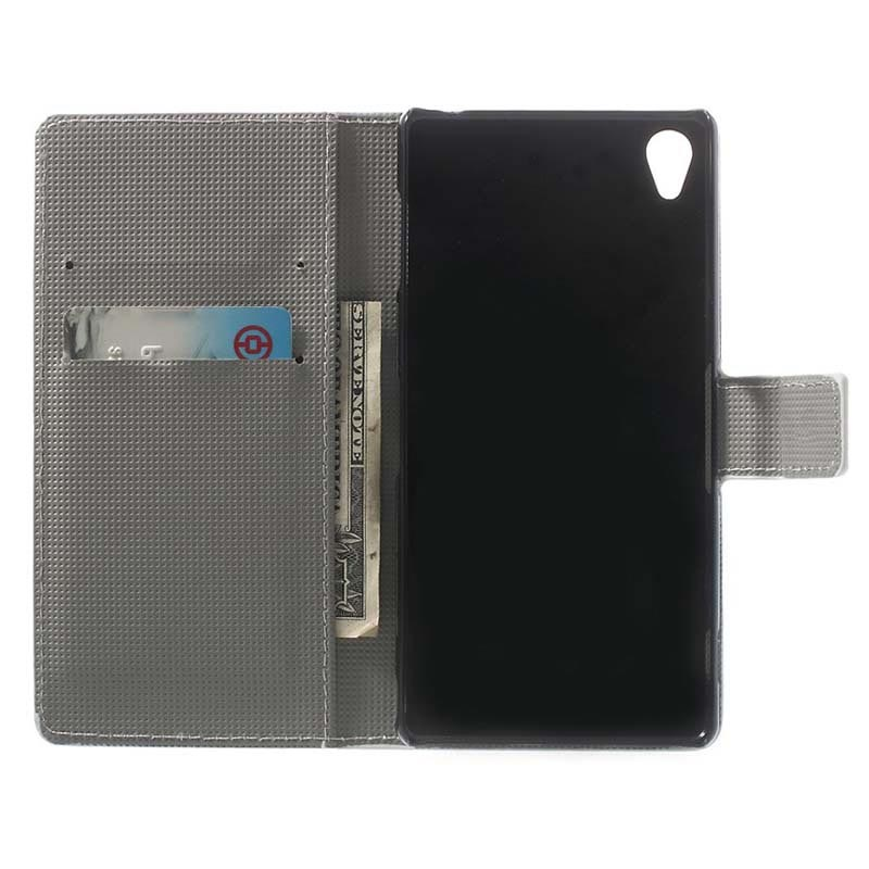 Sony Xperia Z3 Wallet Leather Case