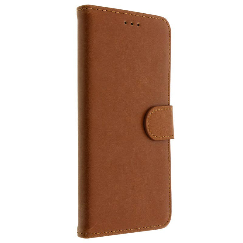 iPhone 6 Plus / 6S Plus Wallet Leather Case - Brown