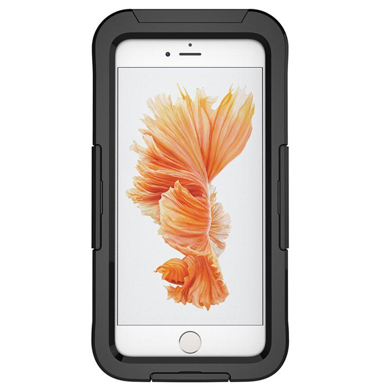 iPhone 7/8/SE (2020) Waterproof Case - Black