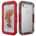 iPhone 7 / iPhone 8 Waterproof Case - Red