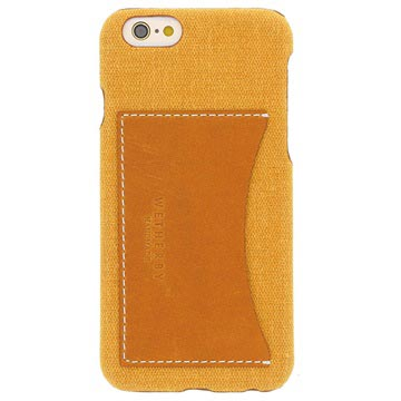 iPhone 6/6S Wetherby Canvas Bar Pocket Case