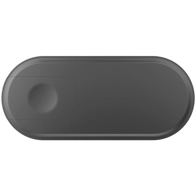 Fast Qi Wireless Charging Pad W22 - 10W - Black