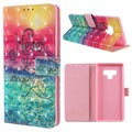 Samsung Galaxy Note9 Wallet Case - Wonder Series - Never Stop Dreaming