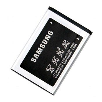 Samsung AB463446BU Battery - E900, i320, M3200 Beat S, X530, X680