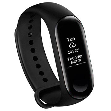 "Xiaomi Mi Band 3 Activity Tracker with 0.78"" OLED Display - Black"
