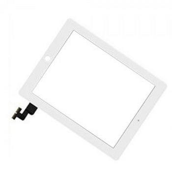 iPad 2 Display Glass & Touch Screen - White