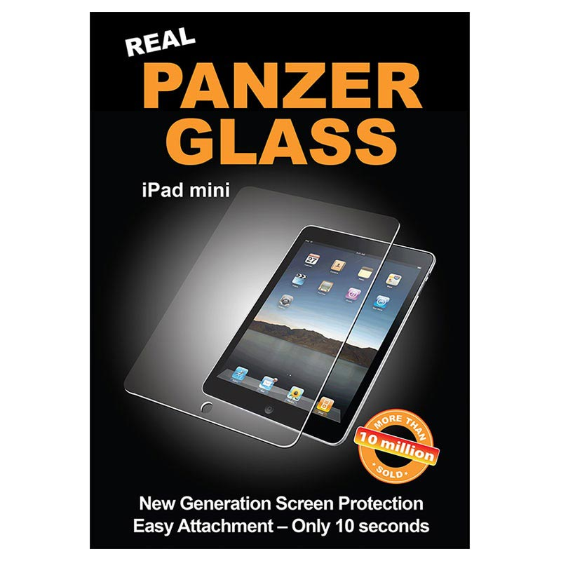 iPad Mini, iPad Mini 2 PanzerGlass Screen Protector