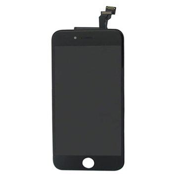 iPhone 6 LCD Display - Black - Grade A