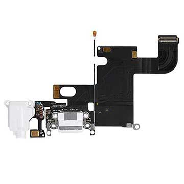 iPhone 6 Charging Connector Flex Cable - White