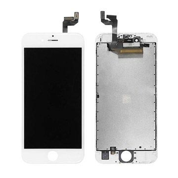 iPhone 6S LCD Display - White - Grade A