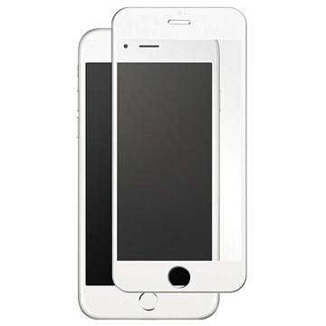 iPhone 7 / iPhone 8 Panzer Full-Fit Tempered Glass Screen Protector - White