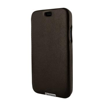 iPhone X Piel Frama Emporium Wallet Leather Case (Open-Box Satisfactory) - Brown
