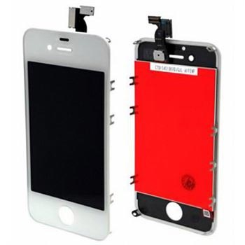 iPhone 4S LCD-Display - White