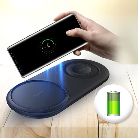 Qi wireless charge